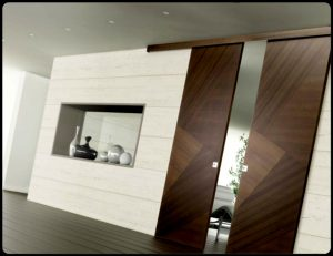 Diseño de la puerta interior