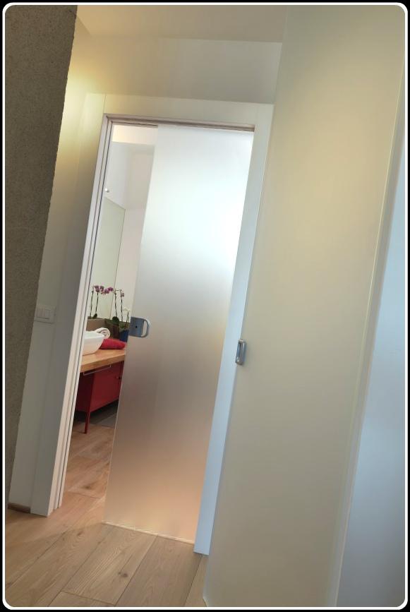 Puerta corredera para ba o todo sobre puertas - Puertas de vidrio ...