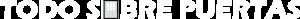 Logo de Puertas