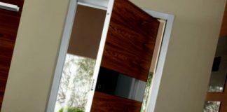 Puerta con Apertura de 180 Grados