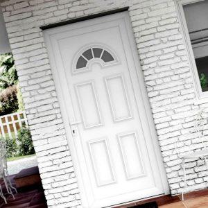 Puerta de Entrada de PVC