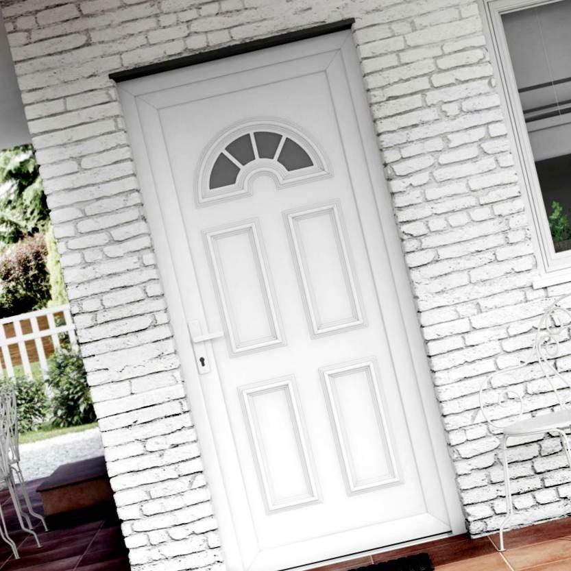 Puerta de entrada de pvc todo sobre puertas - Puertas de entrada de pvc precios ...