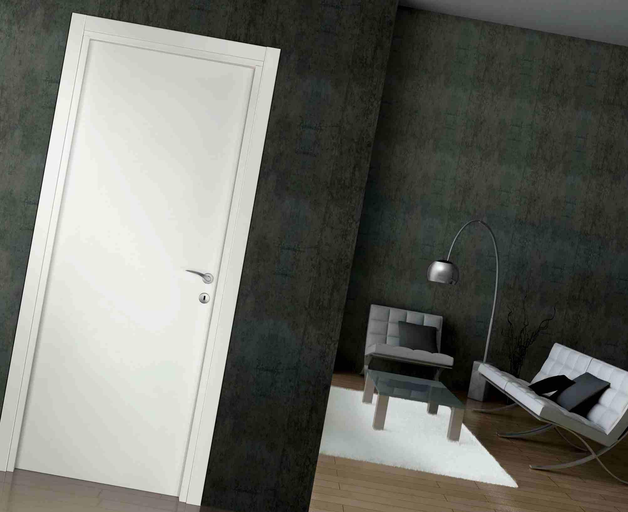 Como limpiar puertas blancas fabulous deja los muebles - Limpiar puertas lacadas ...